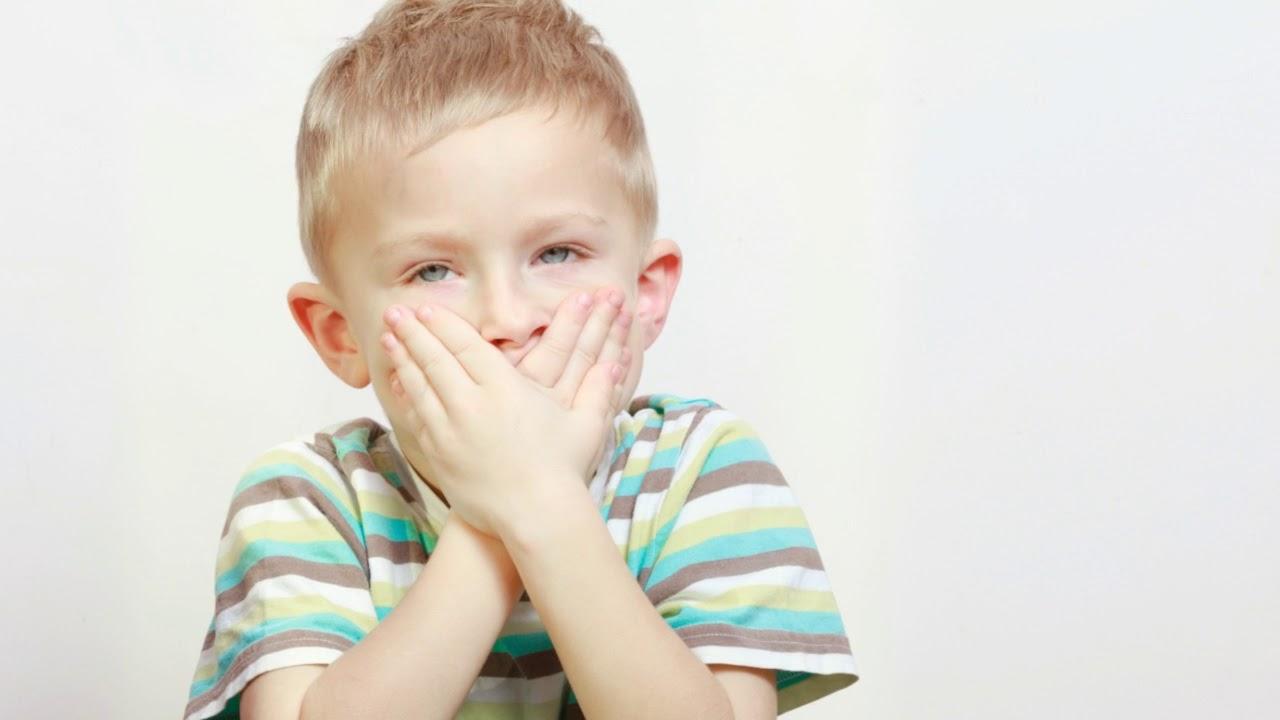 نتيجة بحث الصور عن تلعثم الطفل في الكلام