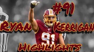 Ryan Kerrigan 2018-2019 Highlights