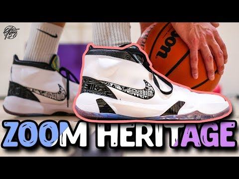Nike Zoom Heritage N7 Performance Review!