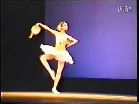 Yuanyuan Tan performing Esmeralda Variation(1994)