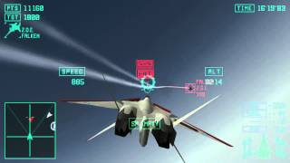 Ace Combat X: Skies of Deception - Operation X