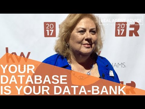 Your Database Is Your Data-Bank : Real Agent Advice