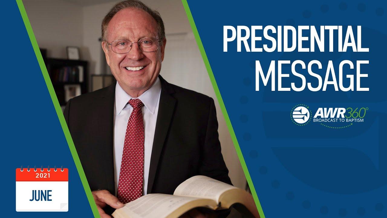 video thumbnail for June 2021 President's Report: