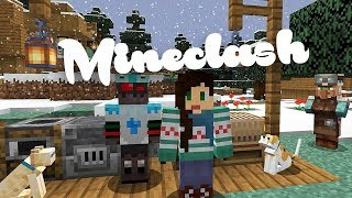 Stray Cat Christmas Challenge! | Mineclash (featuring Graser)