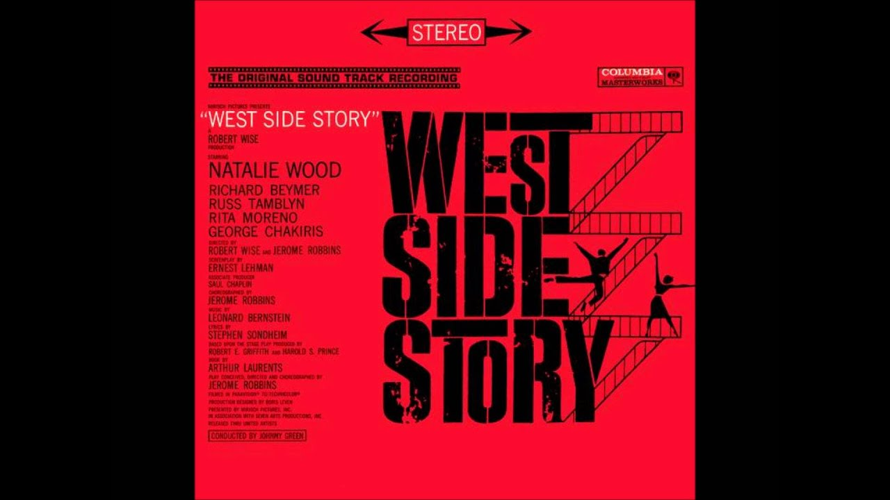 West Side Story - 11  One Hand, One Heart