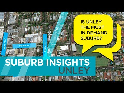 Suburb Insight: Adelaide - Unley