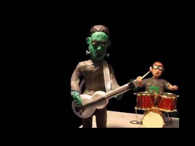 Killa Frankenstein - Hellsrage, punk promo