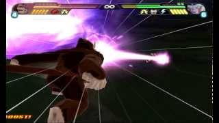 Kid Goku vs Frieza