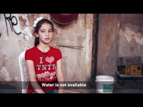 The link between water and energy services in Palestine