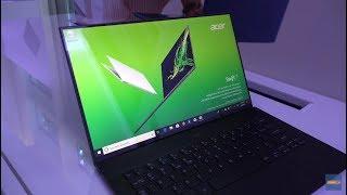 CES 2019 / Acer Swift 7