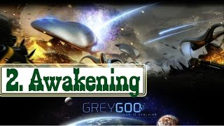 2. Awakening - Grey Goo Hard Difficulty Emergence Campaign