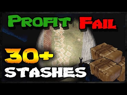 30x SMALL STASH JACKPOT  - Profit or Fail #41 | Rust Raids