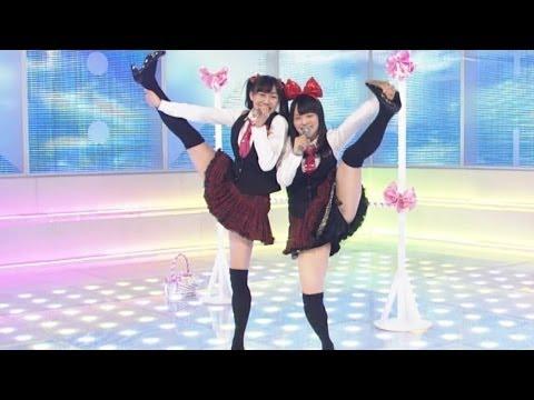 【放送事故】 SKE48 須田亜香里 松村香織 『ここで一発』 パンツ大開脚ダンスLIVE AKB48