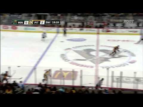 Pittsburgh Penguins @ Minnesota Wild 13.01.2015
