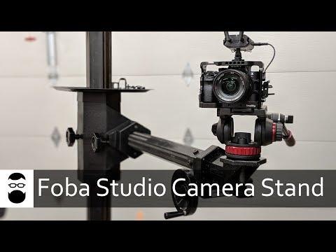 Foba Studio Camera Stand (ultimate Shop Tripod!)