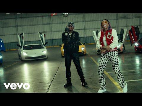 Смотреть клип Tyla Yaweh Ft. Gunna, Wiz Khalifa - All The Smoke