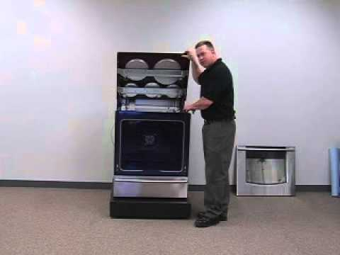 hqdefault appliancejunk com how to service a lg electric range youtube  at panicattacktreatment.co