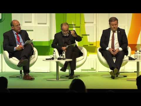 Plenary Session - Rethinking Mobility Patterns to Build More Liveable Cities