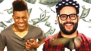 Top 10 People With More Money Than Us - SourceFed