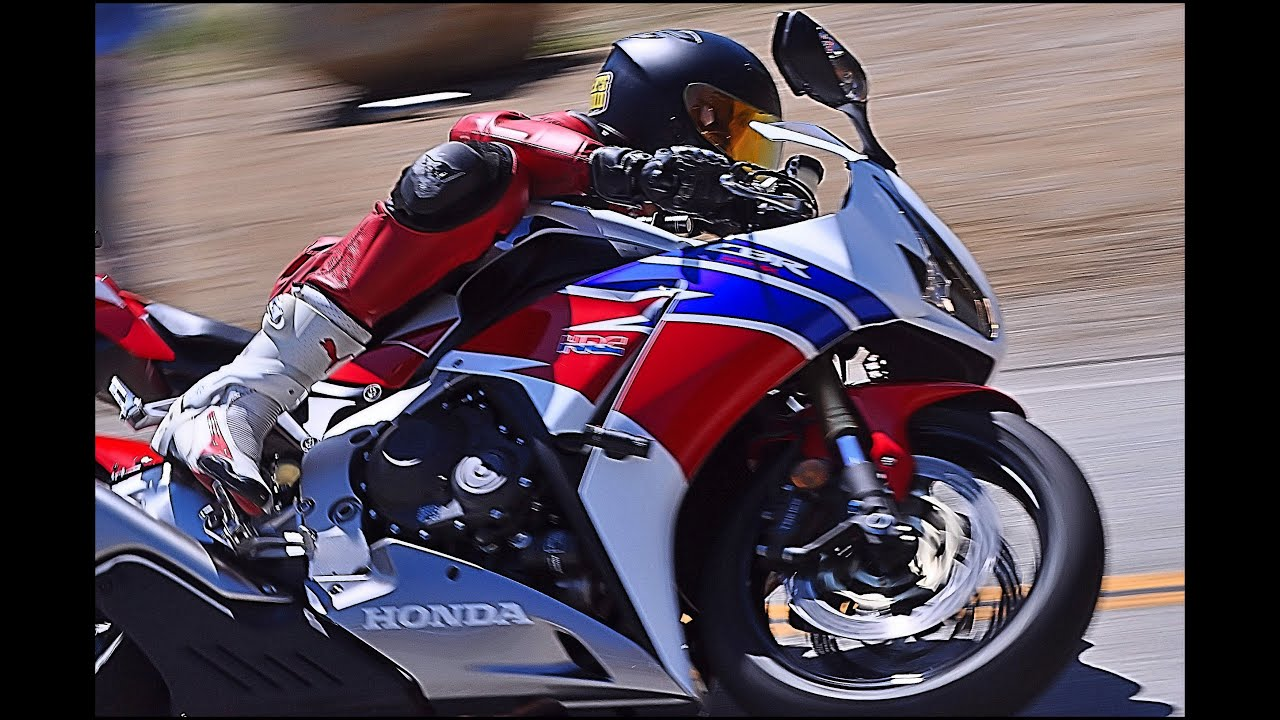 2013 HONDA CBR1000RR TRI-COLOR - TRAILER - YouTube