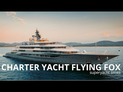 Flying Fox | World's largest yacht for charter - YouTube