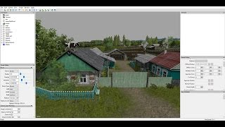 Farming Simulator 17 - Курай v1.3 - GIANTS Editor стрим #4