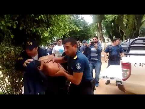 ASALTOS EN LA COLONIA - Policias Federal y de Entre Rios detuvieron integrantes de la banda