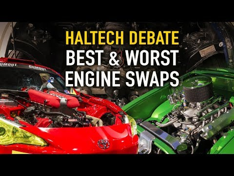 Best & Worst Engine Swaps - Haltech Mass Debate
