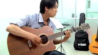 Acoustic Đôi mắt người xưa Guitar  Đinh Ngọc Huy