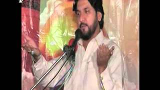 Zakir Iqbal Hussain Shah Bajarwala 11 Zilhaj 2013 Shahadat Jori Ameer Muslim as Jasoki Gujrat