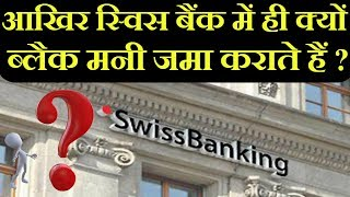 Swiss Bank Account Rules, Deatals, Security System, Minimum Balance, Opening Laws India in Hindi