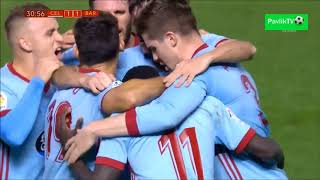 COPA DEL REY  BARCELONA VS CELTA 2018