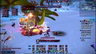 Tera PS4 Darkan Server Sabranak World Raid Boss Rally