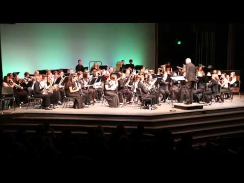 El Camino Real performed by the Willamette Valley Honor Band