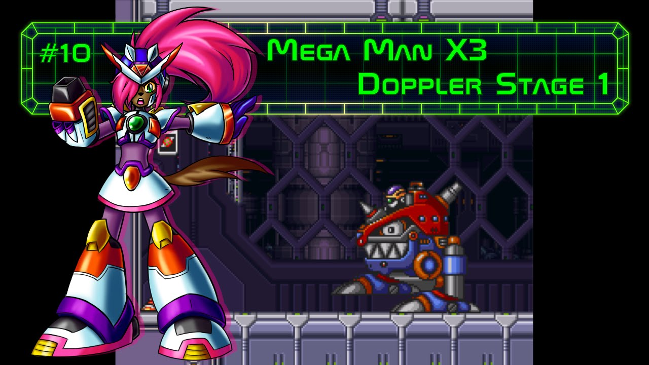 Download Mega Man X3 • Giochi Abandonware