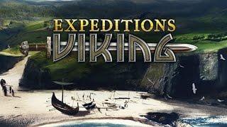 Обзор игры: Expeditions 'Viking' (2017) (Экспедиция 'Викинги').