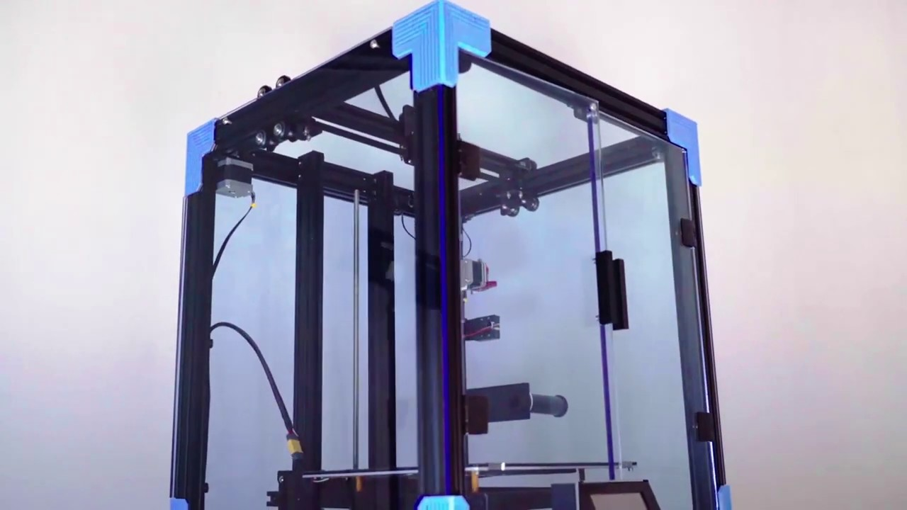 Creality 3D® Ender-6 Upgraded Cubic Structure Review Price