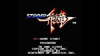 Strider (NES) Music - China Theme