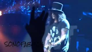 Guns n Roses - Welcome to the jungle ( Live Las Vegas 4/9/2016 )
