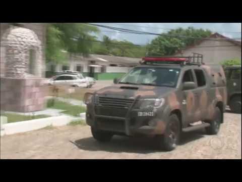 Com Exército, número de crimes no Rio Grande do Norte cai 22%