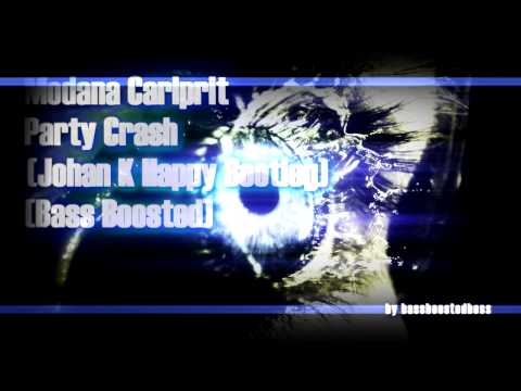 Modana Carlprit - Party Crash (Johan K...