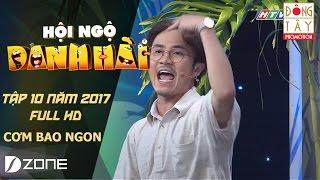 CƠM BAO NGON: HUỲNH LẬP, NAM THƯ, ANH TÚ, QUANG TRUNG l HỘI NGỘ DANH HÀI 2017 TẬP 10 ( 25/2/2017)