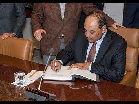 H E  Mr  Sheikh Sabah Khaled Haad Al Sabah Prime Minister and Minister for Foreigen Affairs , State