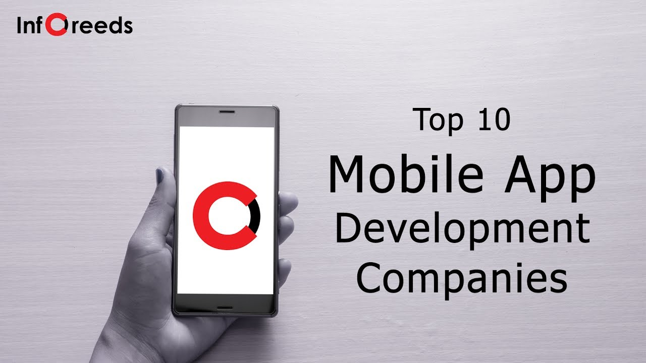 Top 10 Mobile App Development Companies | Android Apps | IOS Apps | Java  Apps | Hybrid Apps