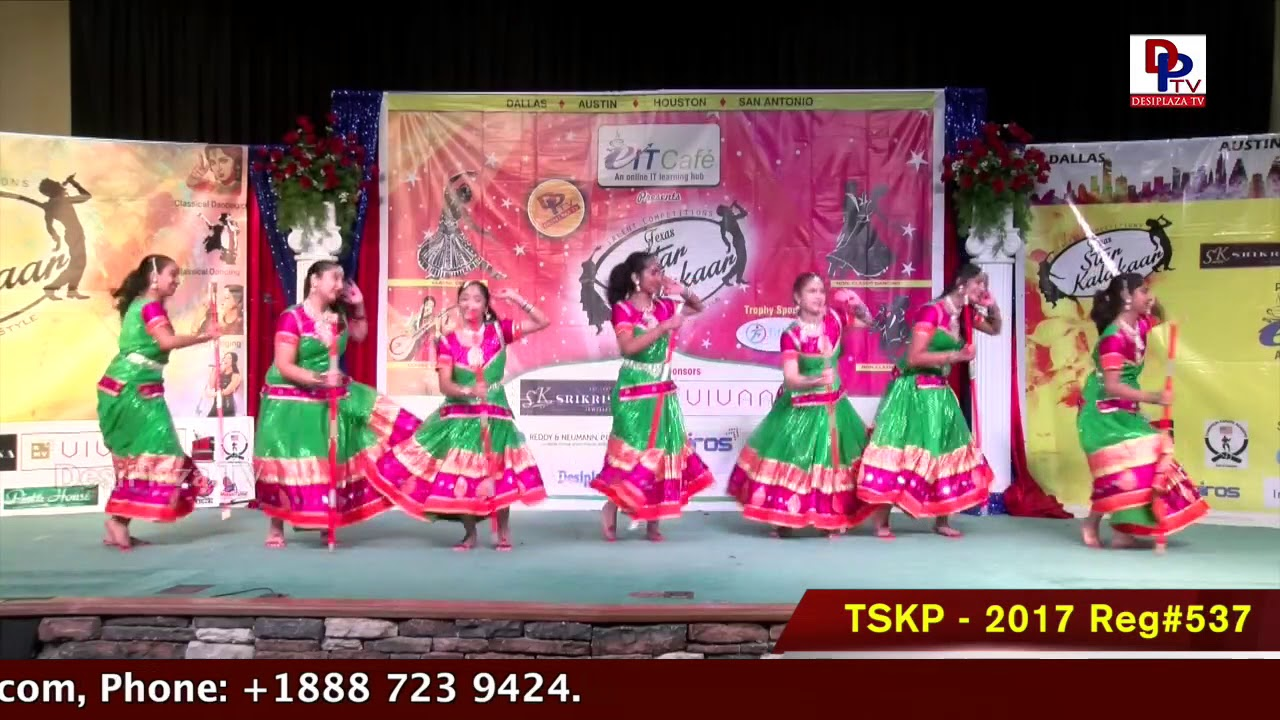 Finals Performance - Reg# TSK2017P537 - Texas Star Kalakaar 2017