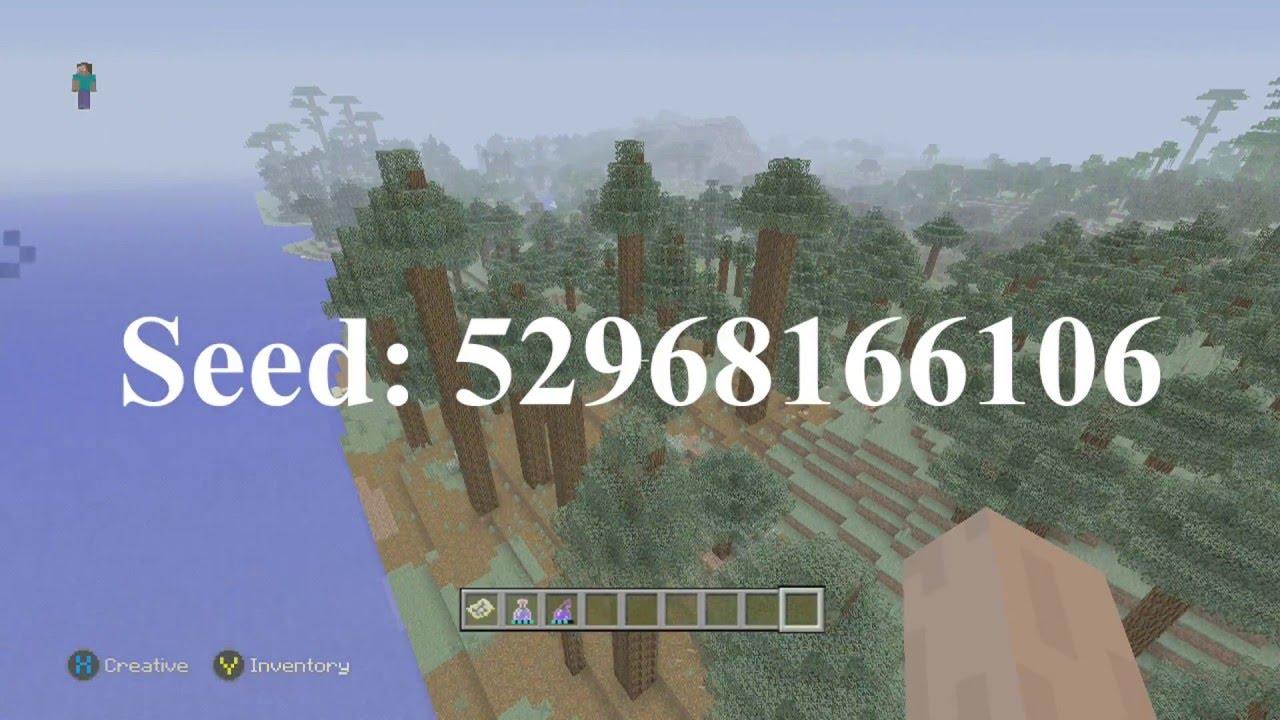 ☆ minecraft xbox 360 tu21 seeds diamonds, 3 desert temples.