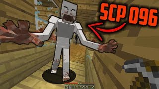 SCP-096 BREAKS INTO our Minecraft Base at 3:00 AM... (Scary Minecraft Video)