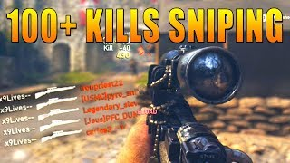 Cod WW2 Sniping Multiplayer Gameplay | Diamond Camo Kar98k Sniper | Call of Duty WWII Quickscoping