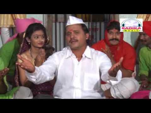 Chandan Kamble- Kalubai ni Chitthi Pathavli- काळूबाई नी चिट्ठी पाठवली-Radhika Music Present