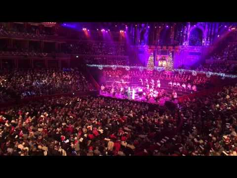 Royal Albert Hall - Christmas Carol Singalong - 23 Dec 2016 - They don't know what tweet is - Gubbay